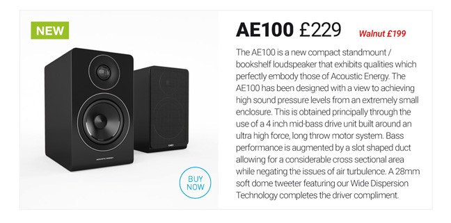 Acoustic Energy AE100