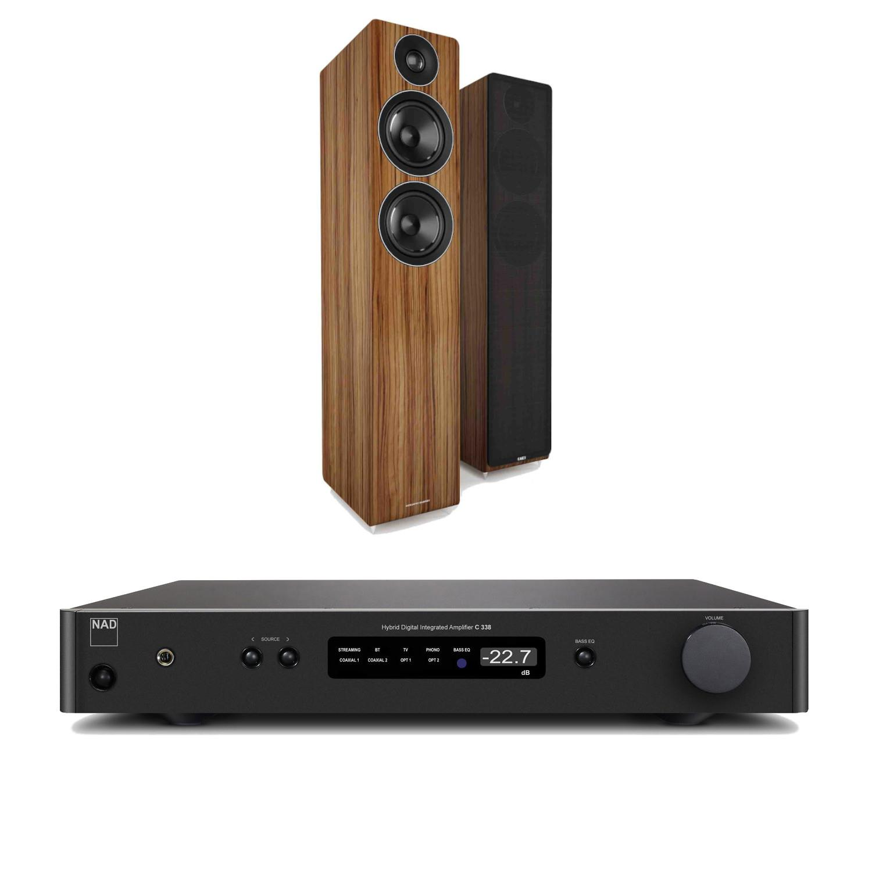 Sevenoaks Sound And Vision Nad C 338 Amplifier Acoustic