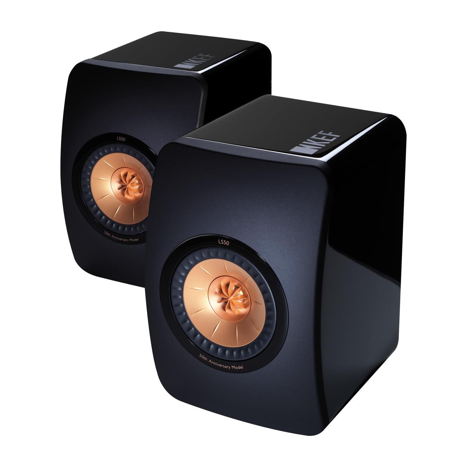 Sevenoaks Sound And Vision Kef Ls50 Speakers