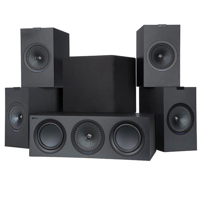 Sevenoaks Sound And Vision Kef Q350 Av 5 1 Av Speaker