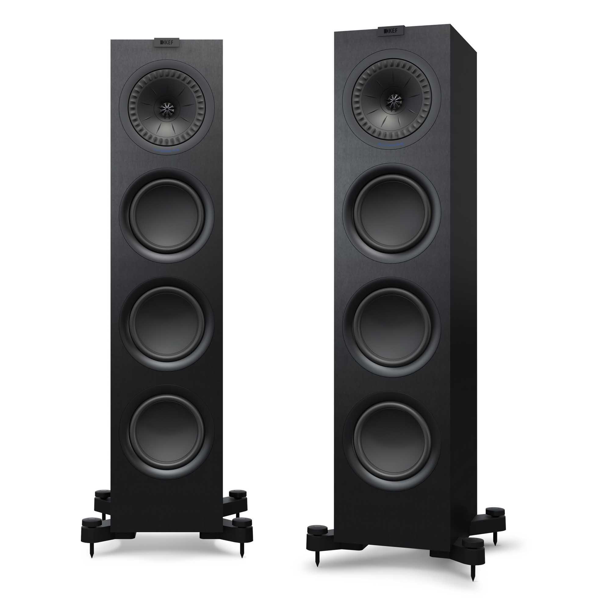 Sevenoaks Sound And Vision Kef Q750 Floorstanding Speakers