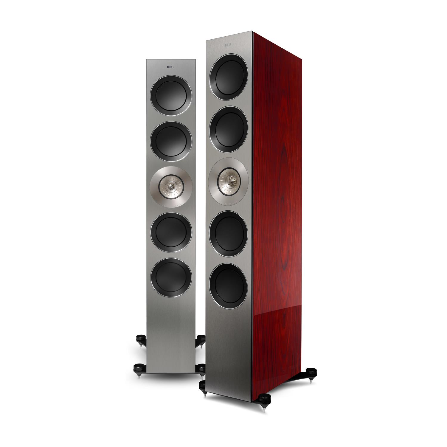 Sevenoaks Sound And Vision Kef Reference 5 Speakers