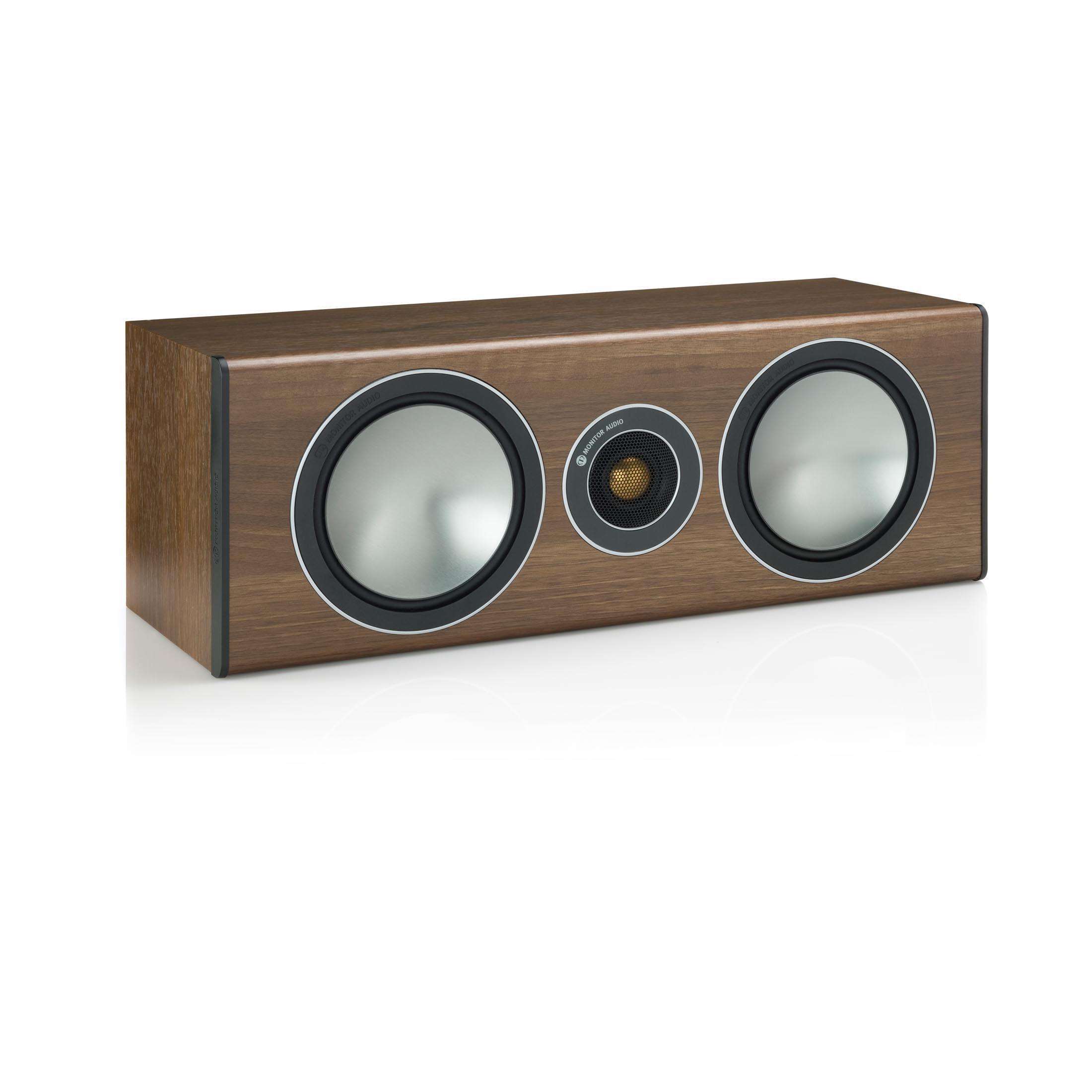 Sevenoaks Sound And Vision Monitor Audio Bronze Centre