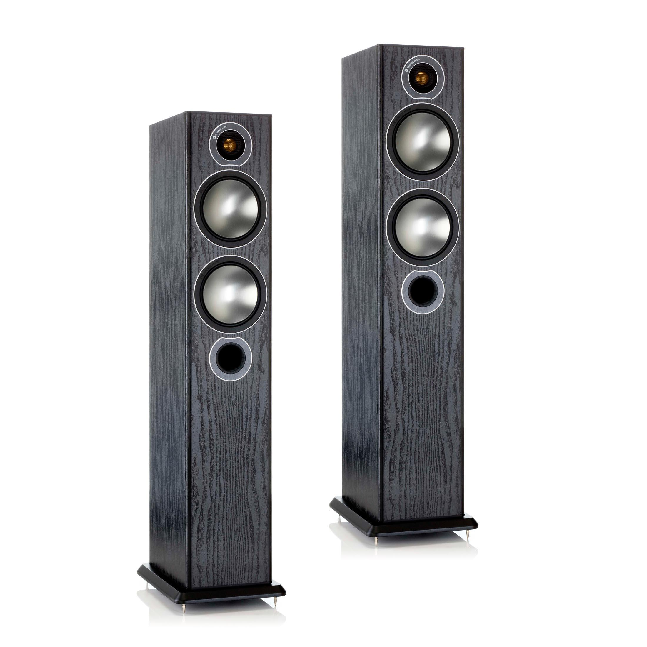 Sevenoaks Sound And Vision Monitor Audio Bronze 5