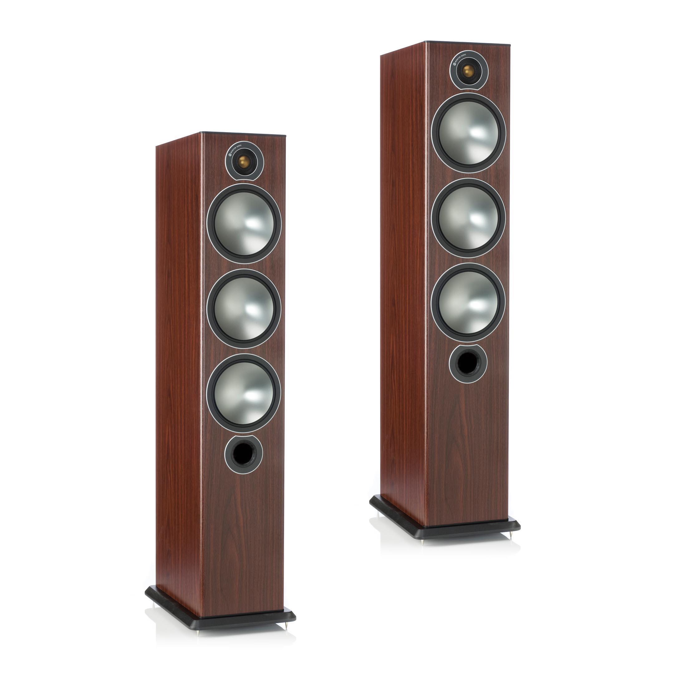 Sevenoaks Sound And Vision Monitor Audio Bronze 6
