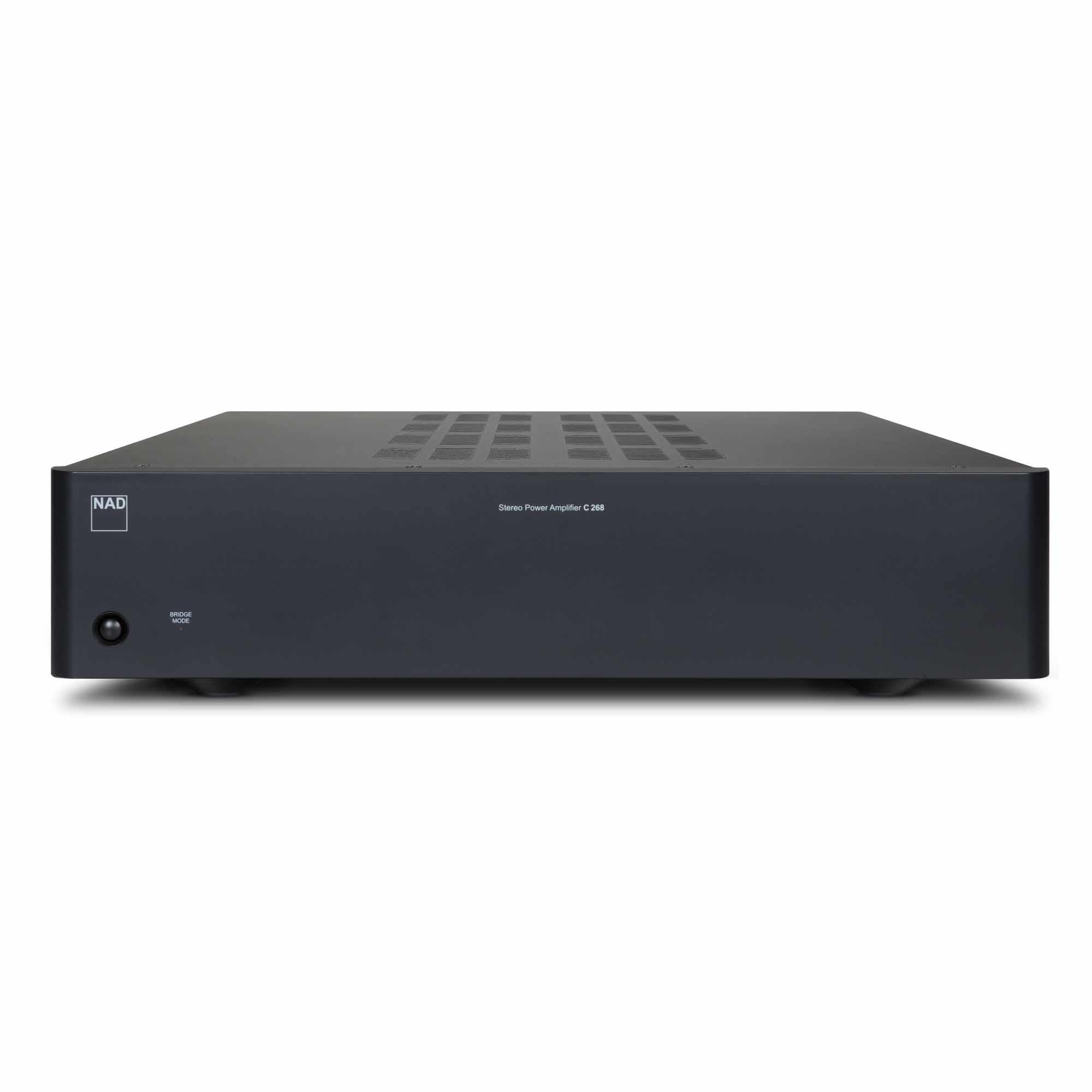 NAD C 268 Stereo Power Amplifier