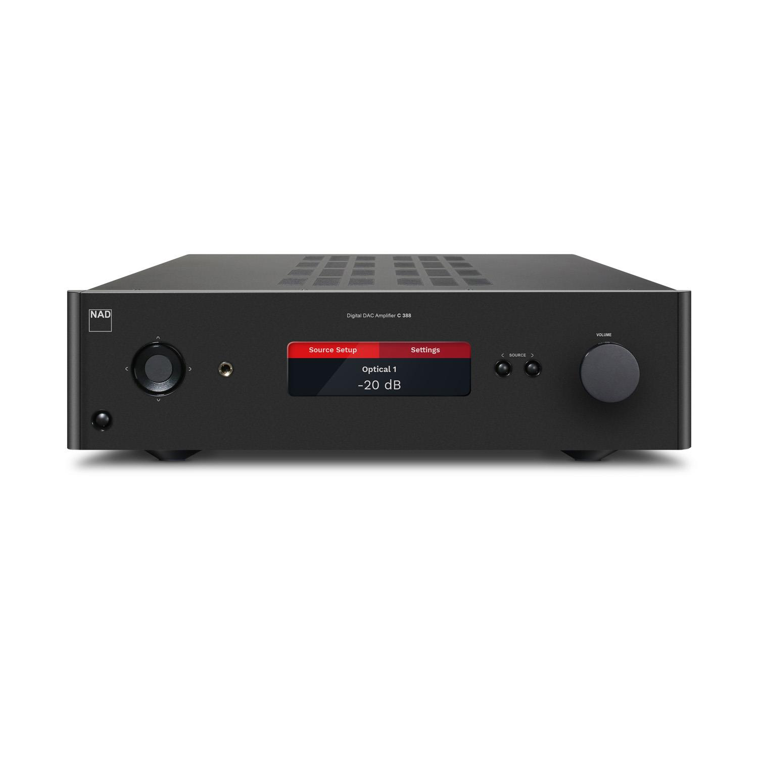 Sevenoaks Sound And Vision Nad C 388 Integrated