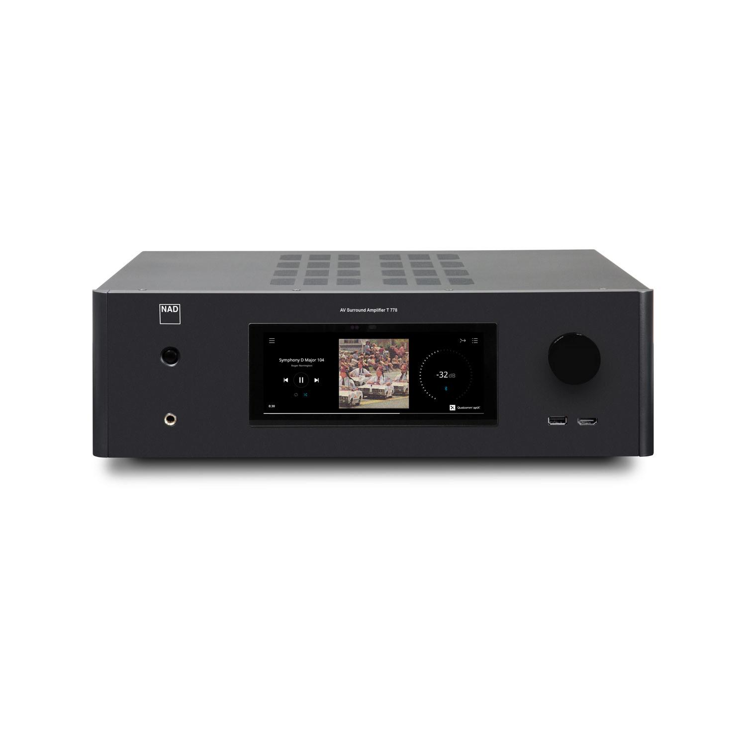 Sevenoaks Sound And Vision Nad T 778 Av Receiver