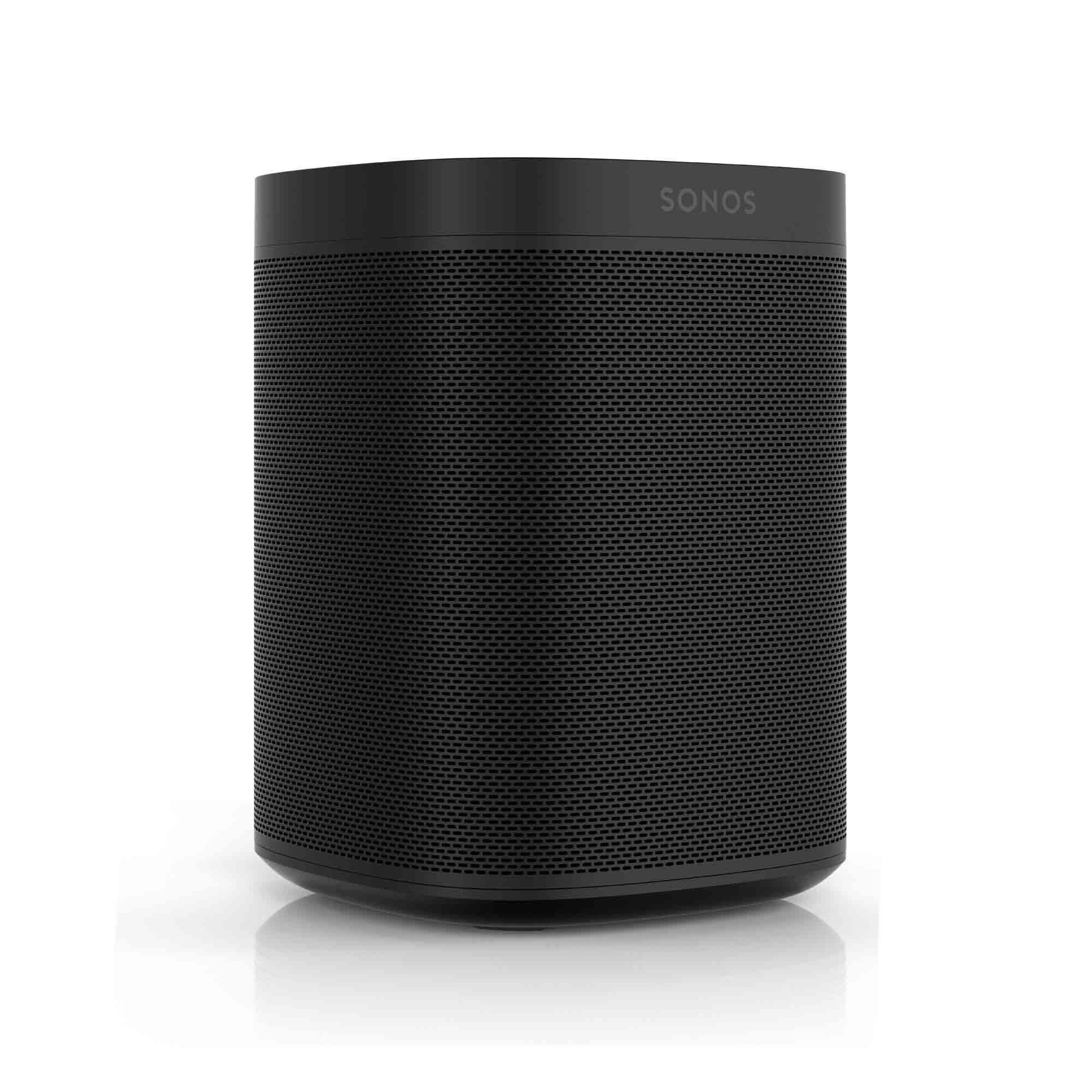 Sevenoaks Sound And Vision Sonos One Voice Controlled