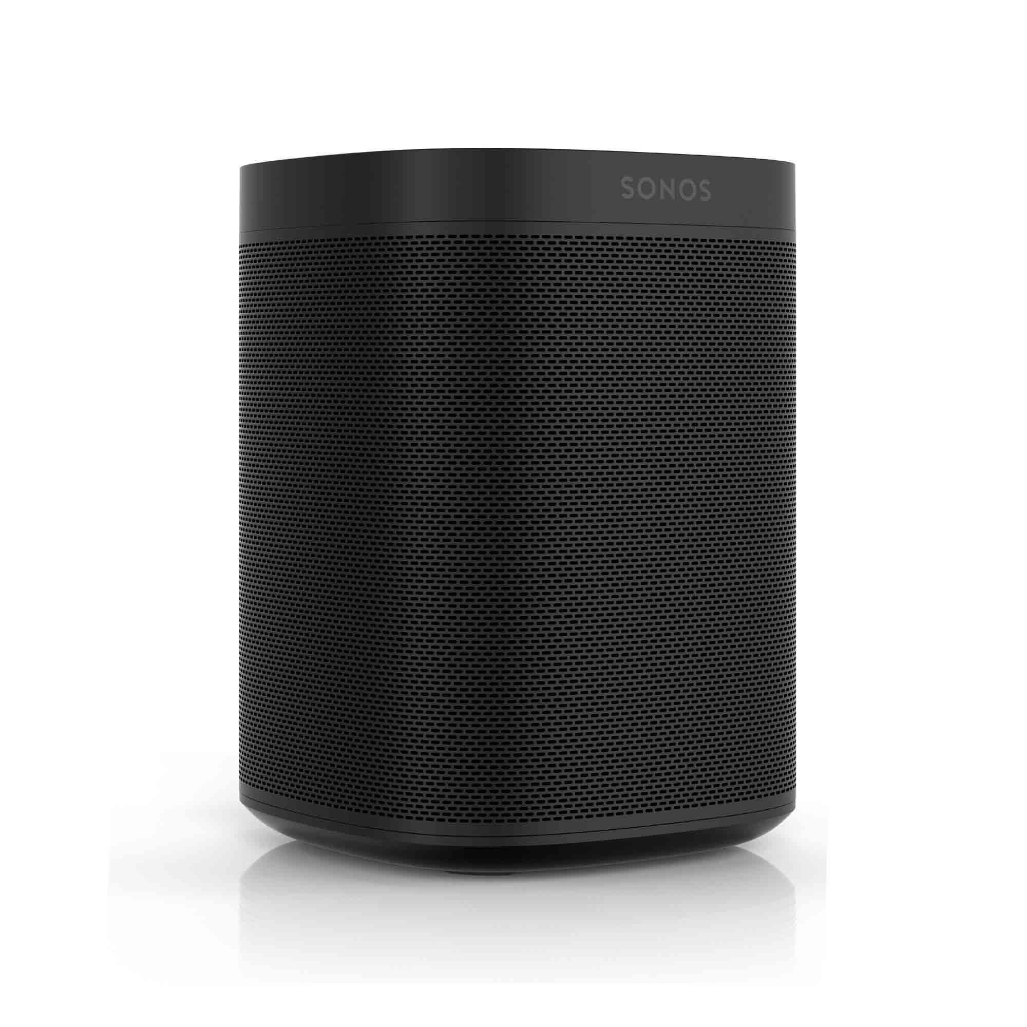Sevenoaks Sound And Vision Sonos One Gen 2 Voice Controlled Wireless Speaker