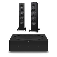Sevenoaks Sound and Vision - Sonos Amp KEF Q550 Speakers