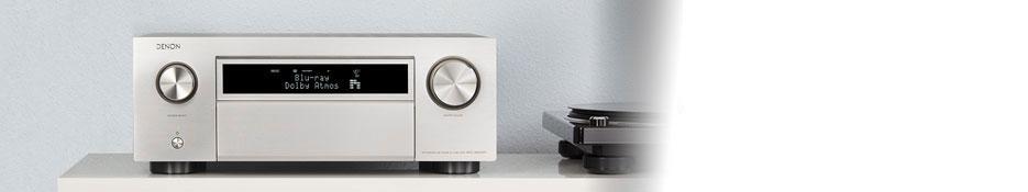 AV Receiver | AV Amplifier | Surround Sound