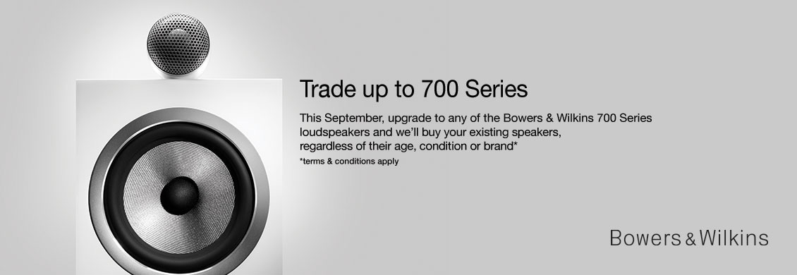 Bowers and Wilkins New 700 Series