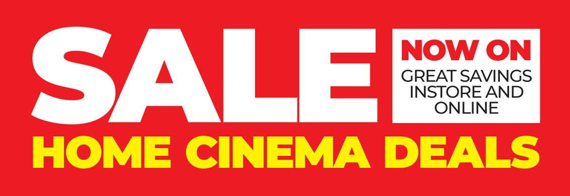 Sale home cinema