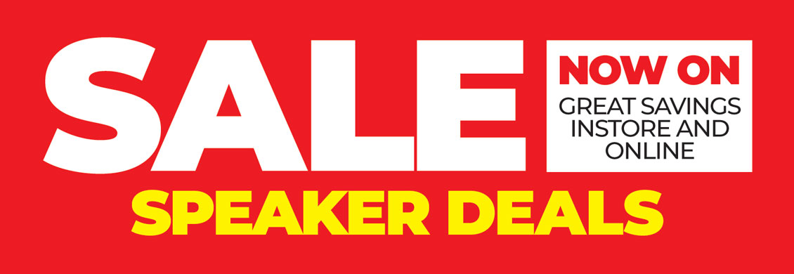 Sale Speakers