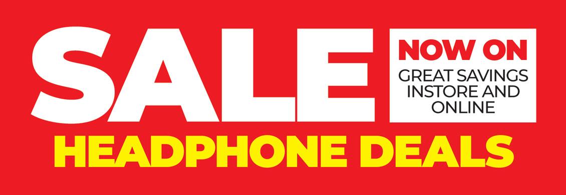 Sale headphones