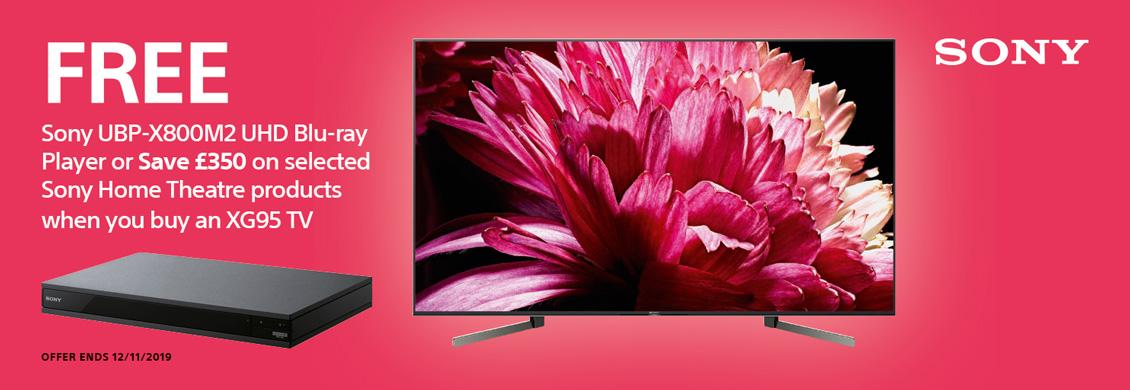 Sony XG95 deal