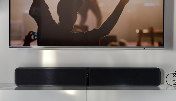 Bluesound Pulse Soundbar + Dolby Atmos Sound Bar Blu OS