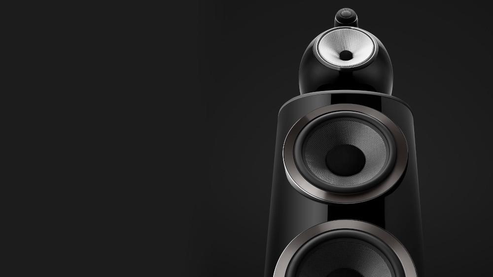 Bowers & Wilkins 801 D4 Floorstanding Speakers | 800 Series Diamond