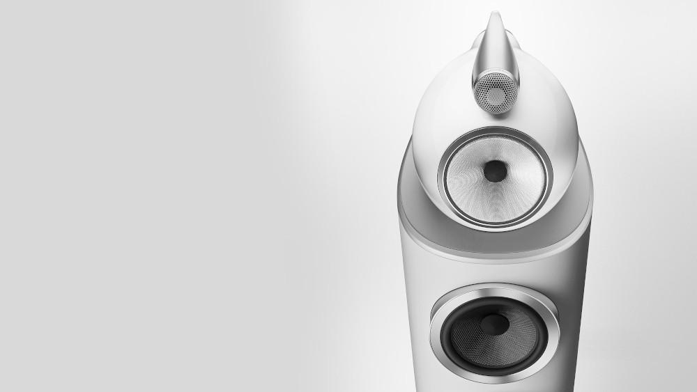 Bowers & Wilkins 803 D4 Floorstanding Speakers | 800 Series Diamond