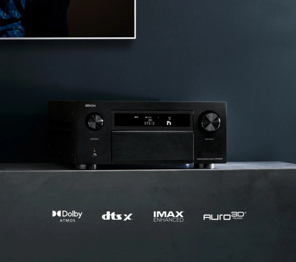 Denon AVC-X8500HA | AV Amplifier | 13.2Ch | 8K