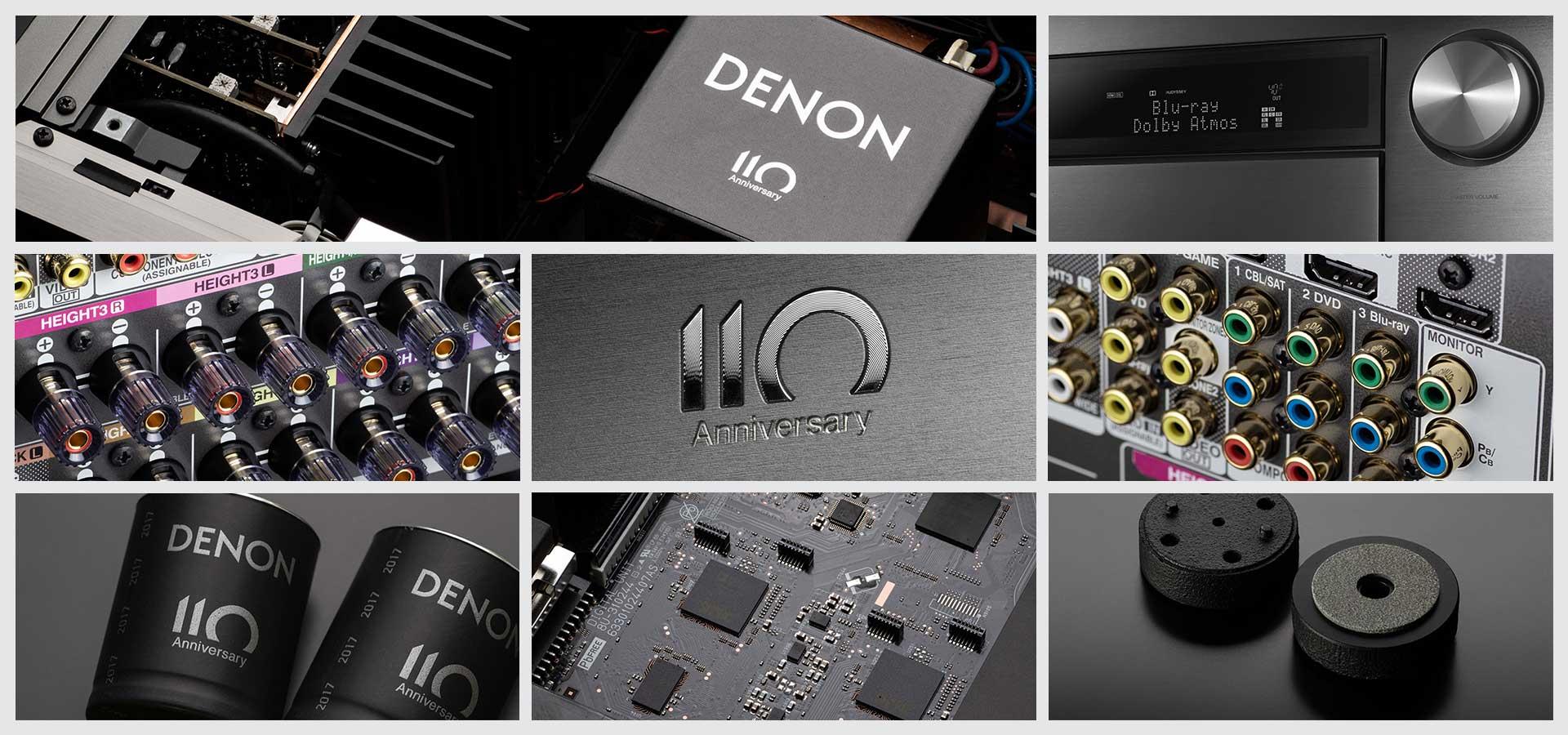 Sevenoaks Sound and Vision - Denon AVC A110 AV Amplifier
