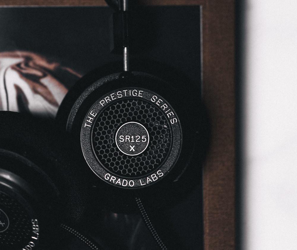 Grado | SR125x | Prestige Series | Heaphones