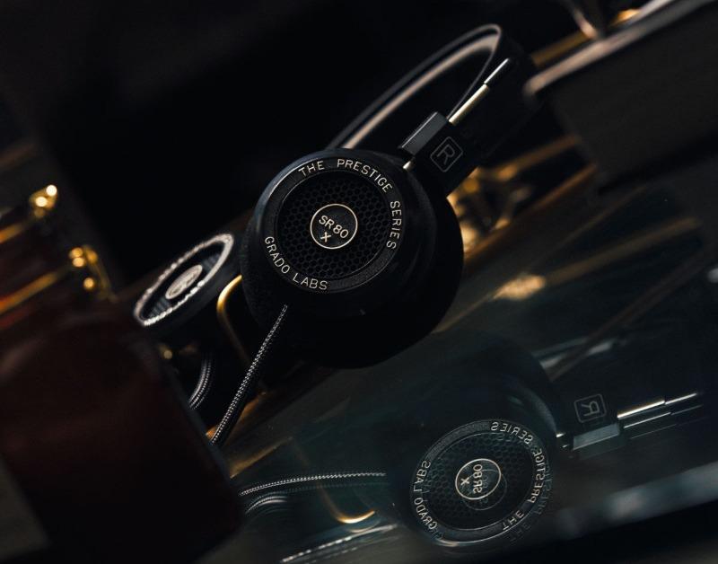 Grado | SR80x | Prestige Series | Heaphones