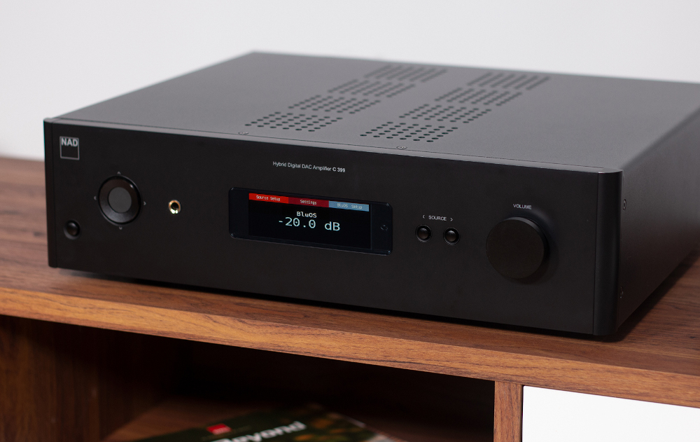 NAD C 399 Integrated Amplifier