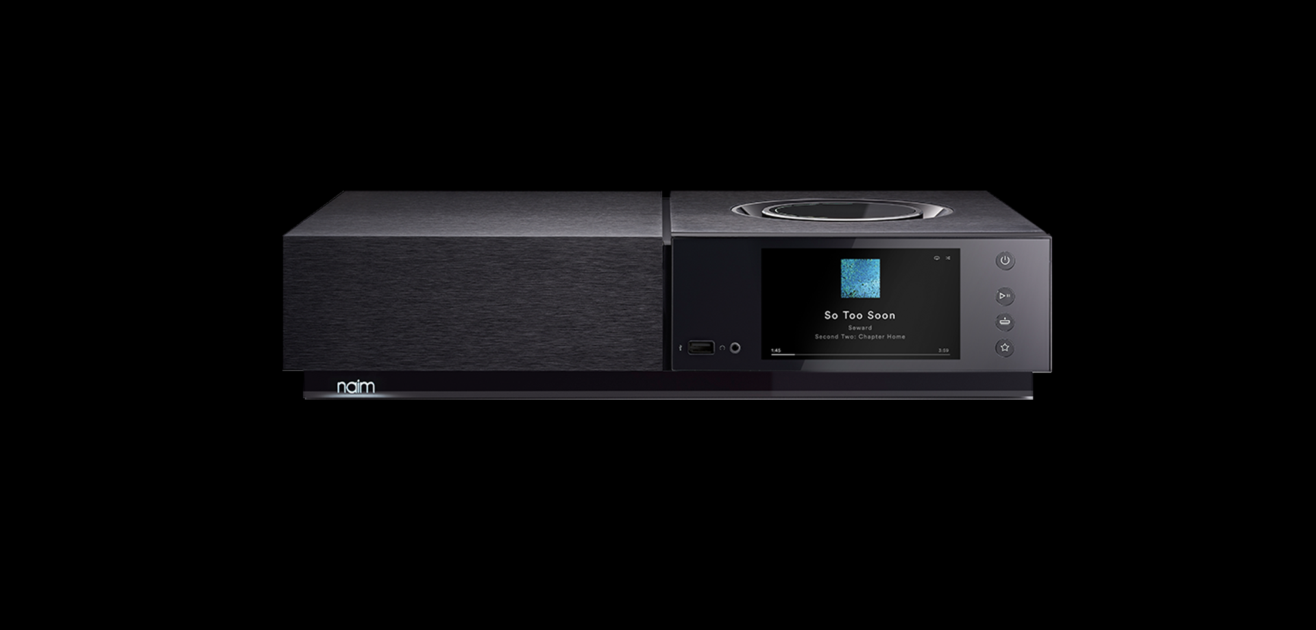 Naim Uniti Nova | Wireless Streaming System | Multi-Room Audio | Spotify | Tidal | Airplay