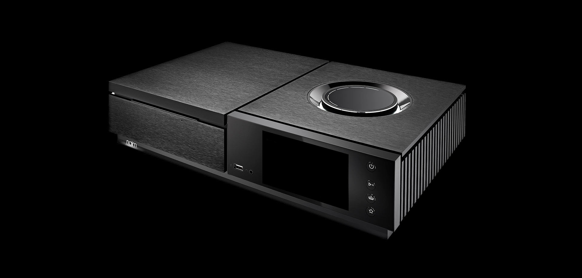 Naim Uniti Star | Wireless Streaming System | Multi-Room Audio | Spotify | Tidal | Airplay