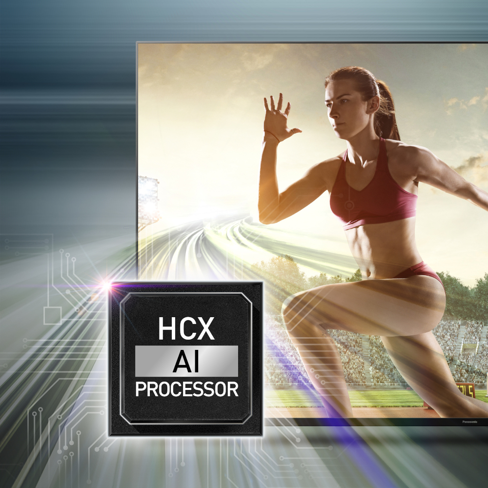 Panasonic TX-40JX850B | TX40JX850B | 40 inch LED 4K Ultra HD Smart TV | Sevenoaks Sound And Vision