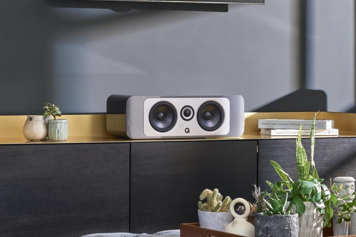 Q Acoustics Concept 90 Bookshelf Speakers