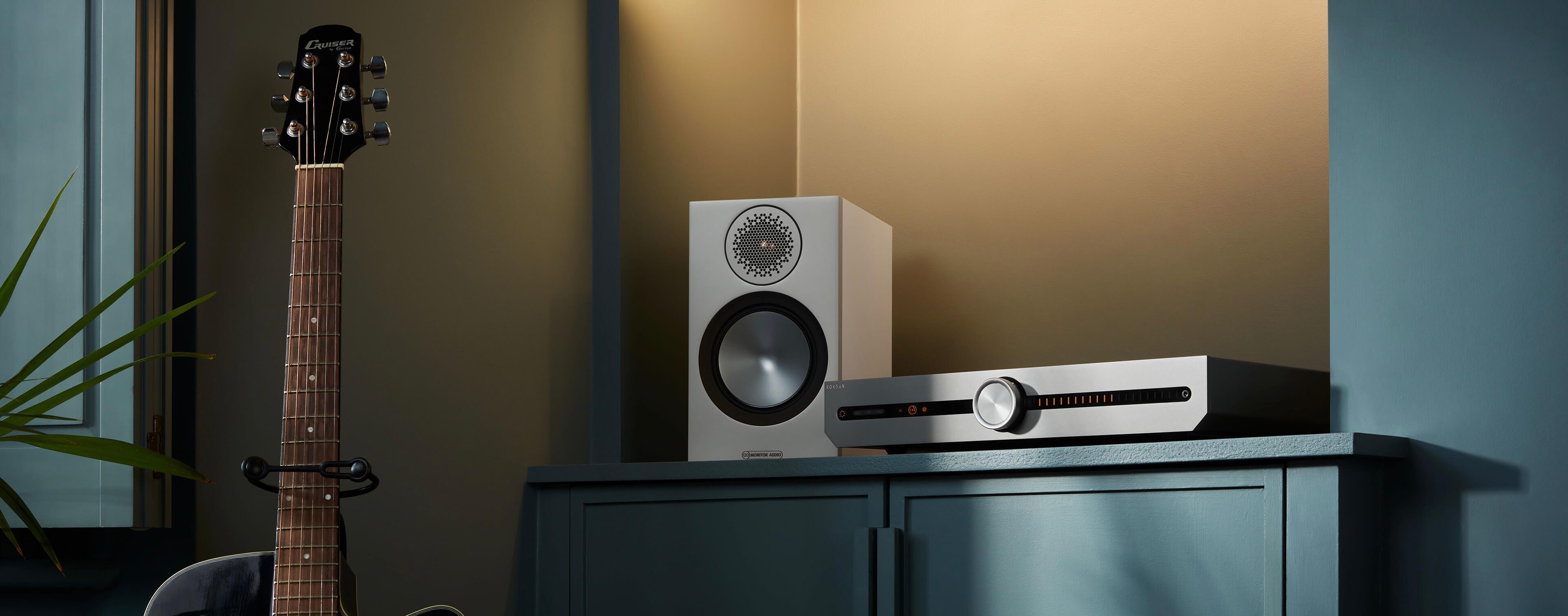 Roksan Attessa Integrated Amplifier