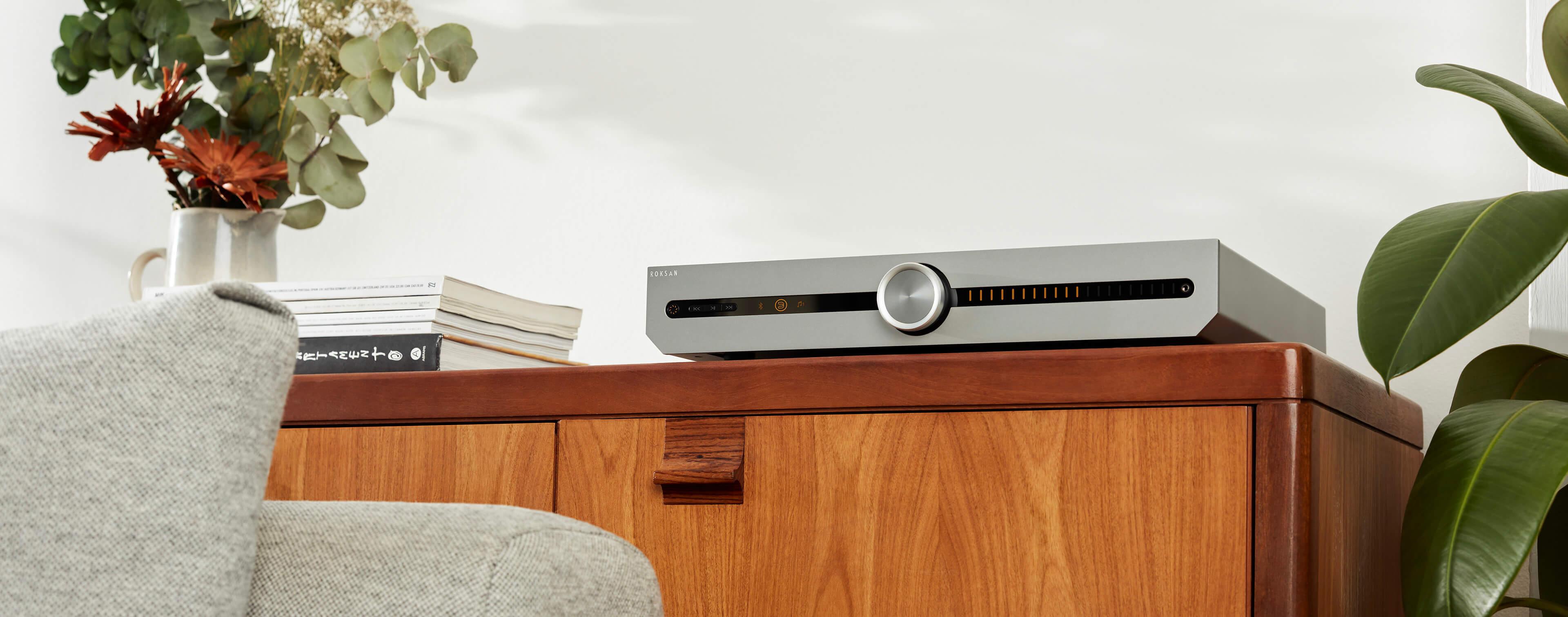 Roksan Attessa Streaming Amplifier