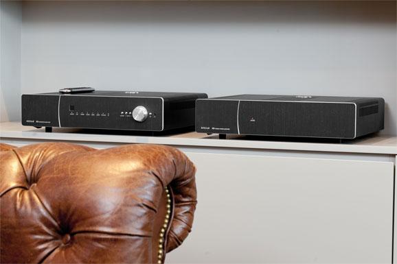 Lifestyle shot of Roksan K3 Power Amplifier