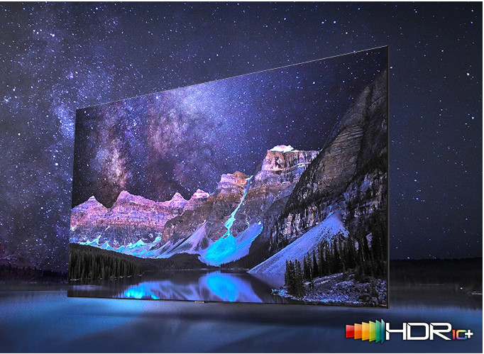Samsung 65 Q80A 4k QLED Powered By HDR10+ Smart TV 2021