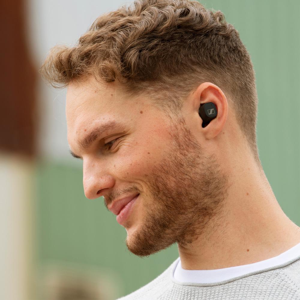 Sennheiser CXPlus True Wireless   True Wireless In-Ear Headphone   Bluetooth