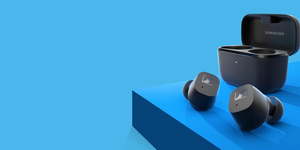 Sennheiser CX True Wireless | True Wireless In-Ear Headphone | Bluetooth