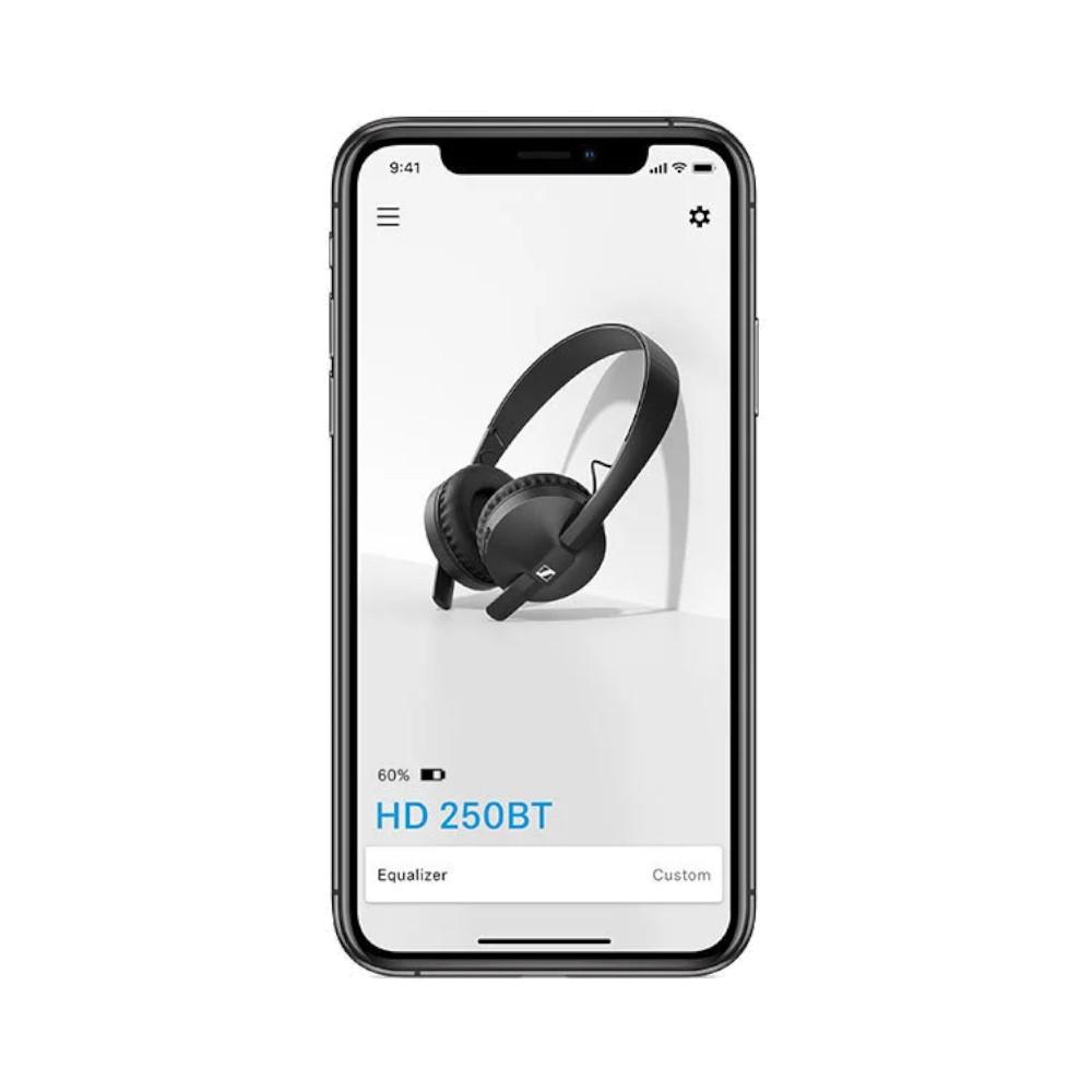 Sennheiser HD 250BT | Wireless Bluetooth Headphones