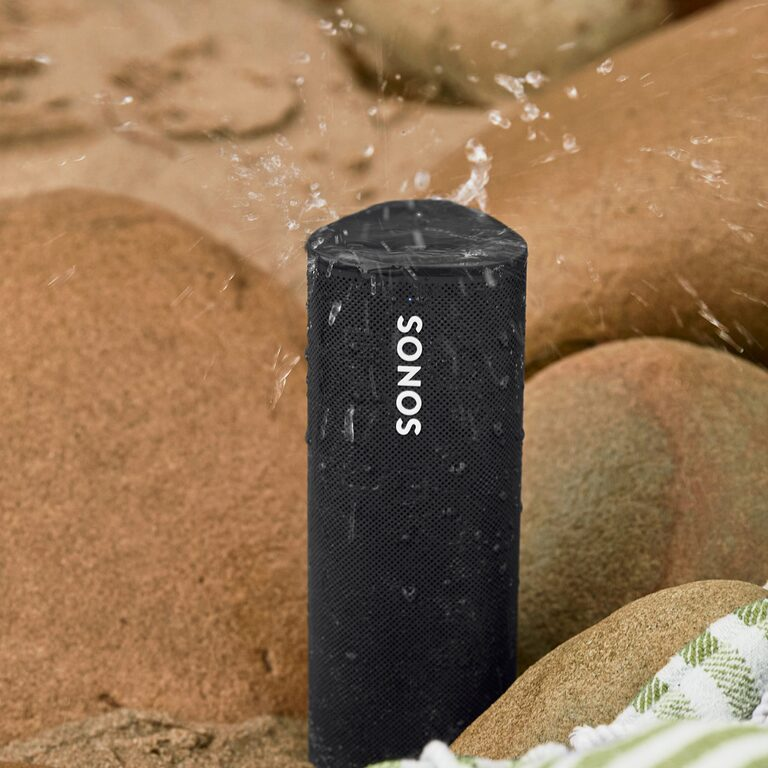 Sonos Roam Portable Wireless Bluetooth Speaker