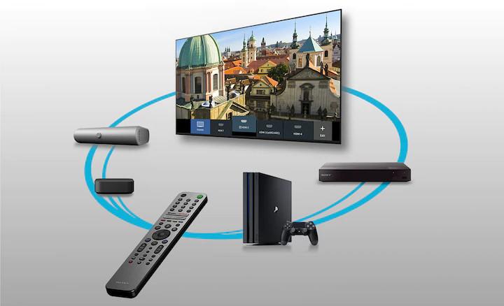 XR-83A90J | BRAVIA XR | MASTER Series| OLED | 4K Ultra HD | High Dynamic Range (HDR) | Smart TV (Google TV)