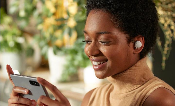 Sony WF-1000XM4   WF1000XM4   True Wireless In-Ear Headphones