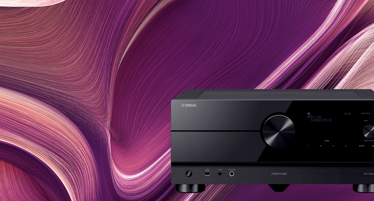 Yamaha RX-A6A | AV receiver | Aventage