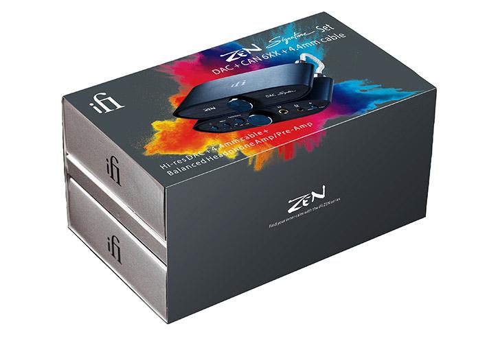 iFi Zen Signature Set