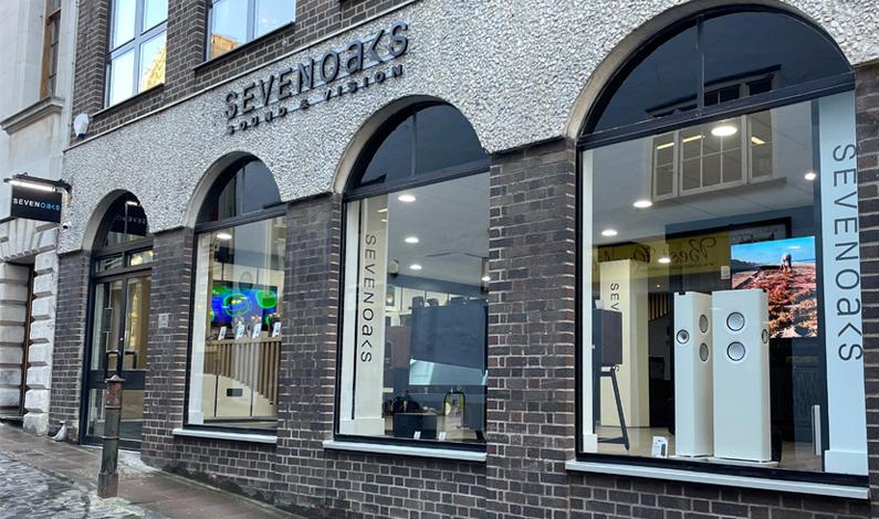 Sevenoaks Sound And Vision